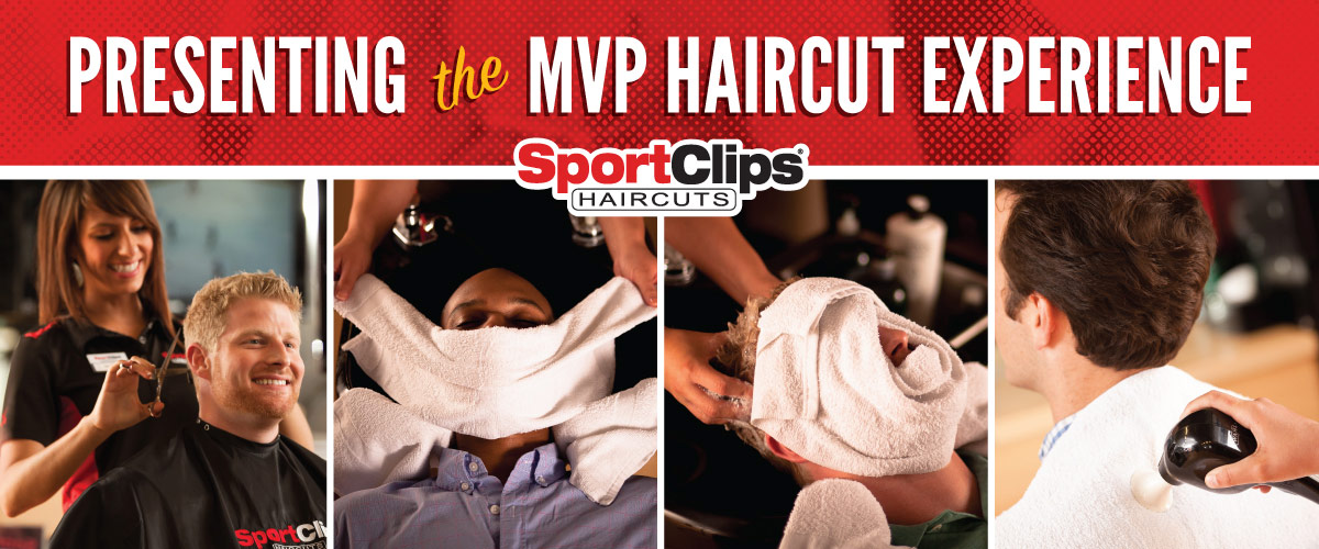 The Sport Clips Haircuts of Pearland / Dixie Farm Rd. MVP Haircut Experience
